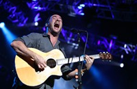 Live review: Dave Matthews Band