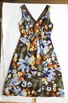 <p>DO THIS: Floral dress from Eileen</p>