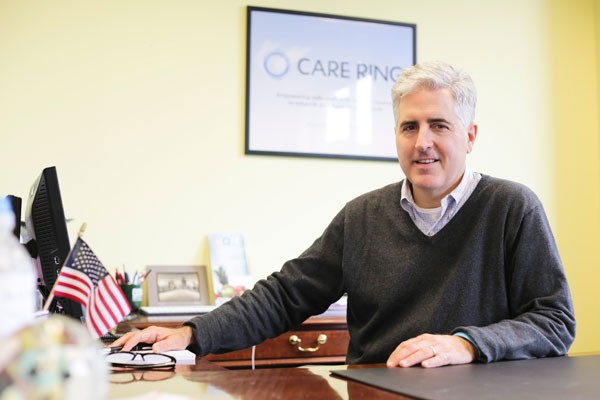 Don Jonas, executive director of Care Ring