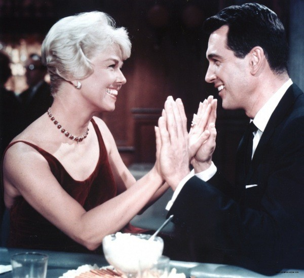 Doris Day and Rock Hudson in Pillow Talk (Photo: Universal)