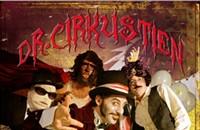 Dr. Cirkustien at Common Market tonight (8/11/2012)