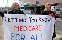 'Medicare for All' speaker Dr. Margaret Flowers in Charlotte tomorrow