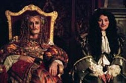 CLIVE COOTE / LIONS GATE - DRAGTIME Rupert Everett and Zoe Tapper get dolled up in Stage Beauty