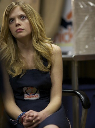 Dreama Walker in Compliance (Photo: Magnolia)