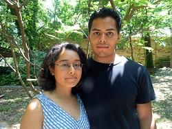 RHIANNON FIONN - DREAMERS: Erick and Angelica Velazquillo