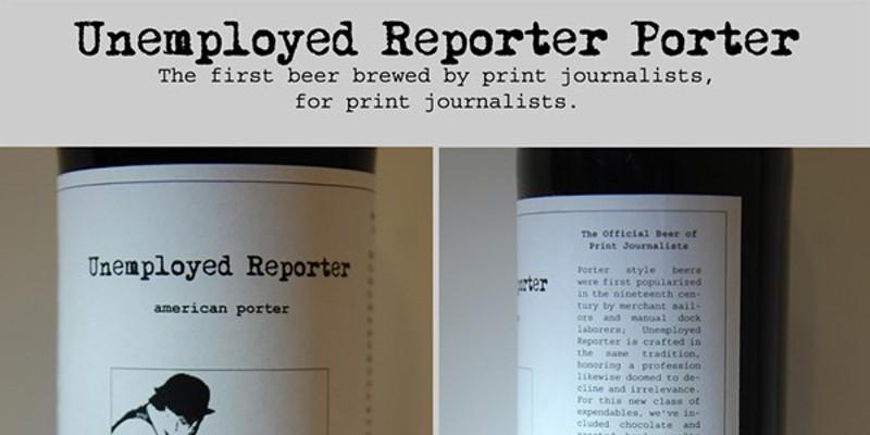 Drink away your journalist blues