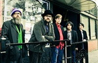 Drive-By Truckers set for two-night stint in Asheville (8/17/2012)