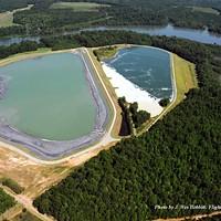 Duke Energy's two unlined, high-hazard coal-ash ponds on Mountain Island Lake (aka Charlotte's drinking water)
