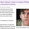 Dunce of the Week: James O'Keefe