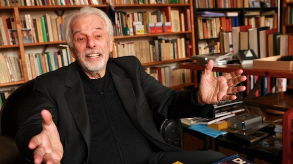 DUNE BUGGY: Alejandro Jodorowsky gets excited in Jodorowsky's Dune. (Photo: Sony Pictures Classics)