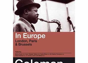 DVD Review: Coleman Hawkins' <i>In Europe</i>