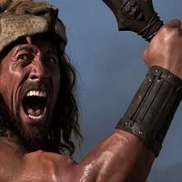 Dwayne Johnson as Hercules (Photo: Paramount)