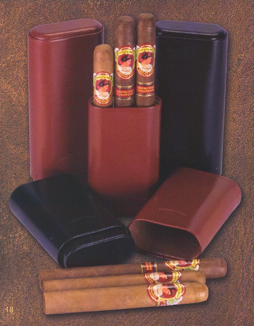 Earth Angel (Cigar Central) - NOW OPEN!! 3-cigar leather case. Handsome, - elegant and fits into any pocket. We carry - cigars, tobacco, and exotic pipes. - 3712 E. Independence Blvd. - 704-566-6063 - www.earthangelnc.com - Credit cards accepted