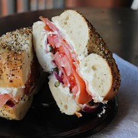 Eat This: Poppy's Bagel with Lox and Cream Cheese