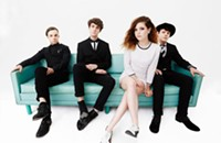 Echosmith's family of cool kids