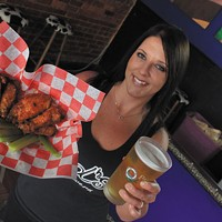 The search for the best hot wings in Charlotte