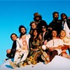 Edward Sharpe & the Magnetic Zeros at The Filmore tonight (5/16/2012)