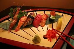CATALINA KULCZAR - EEEEEEELLLLLL: Sushi at Sushi-Ya