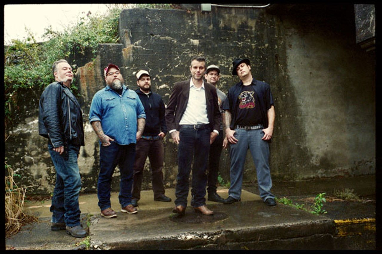 Lucero's punk, soul and rock 'n' roll | Music Features | Creative