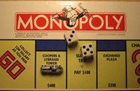 Election 2012 Notebook: In Mitt Romney video, Mr. Monopoly lives