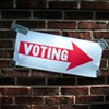 Election Day 2013: Youth volunteers educate voters on new law