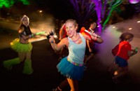 Electric Run, 7/26/2013
