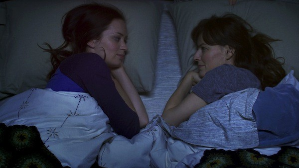 Emily Blunt and Rosemarie DeWitt (Photo: IFC Films)