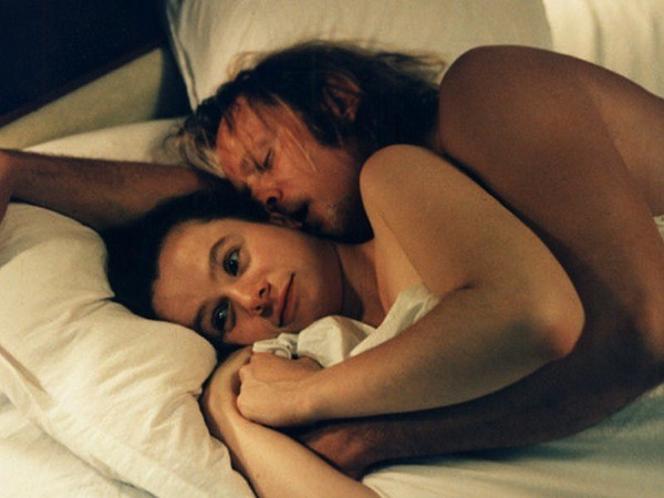 Emily Watson and Stellan Skarsgård in Breaking the Waves (Photo: Criterion Collection)