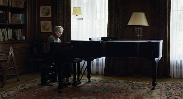 Emmanuelle Riva in Amour (Photo: Sony)