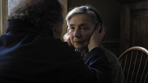 Emmanuelle Riva is up for Best Actress for Amour. (Sony Pictures Classics)
