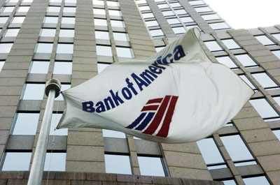 ENABLER?: Some argue that banks like Bank of America foster demand for payday lenders. - DAVIS TURNER