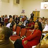 Endorsement night at the Black Political Caucus