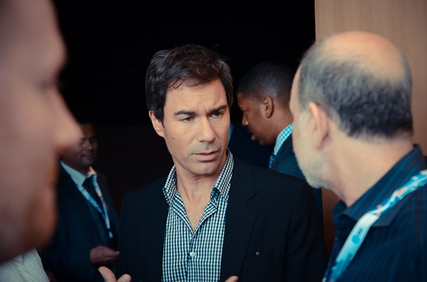 Eric McCormack — the Will sans the Grace