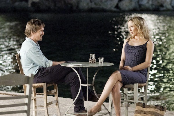 Ethan Hawke and Julie Delpy in Before Midnight (Photo: Sony)