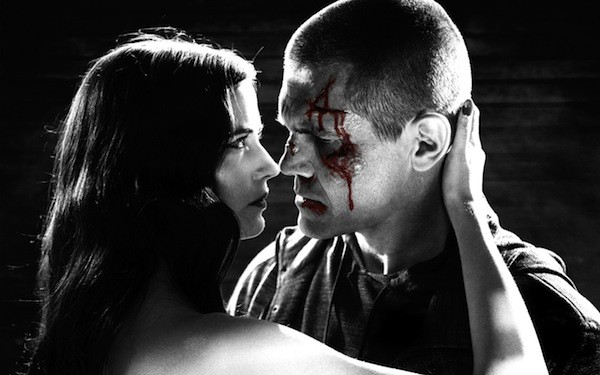 Eva Green and Josh Brolin in Sin City: A Dame to Kill For (Photo: Miramax)