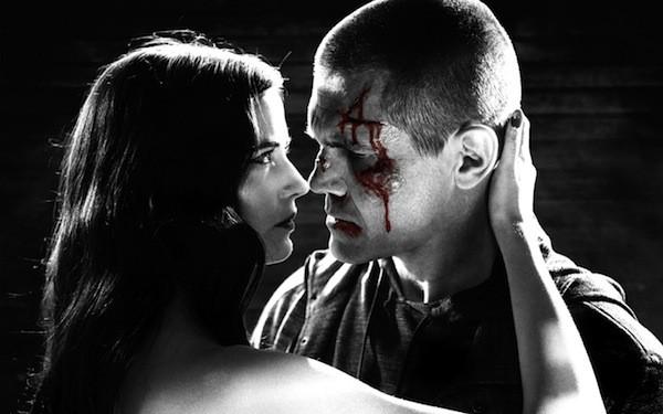 Eva Green and Josh Brolin in Sin City: A Dame to Kill For (Photo: Miramax)