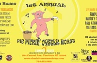 Common House hosts a 'pig pickin' oyster roast'