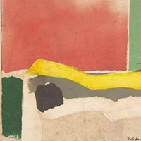 Exhibit: A Survey of Paintings and Collages
