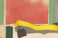 Exhibit: <i>A Survey of Paintings and Collages</i>