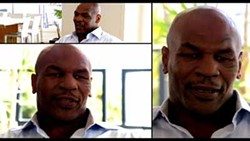 SONY PICTURES CLASSICS - FACEOFF: Mike Tyson discusses his demons in Tyson.