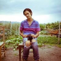 Farming artist: Joshua James