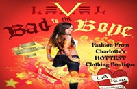Fashion show tonight at Suite