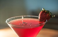 Featured Cocktail: Austin Strawberry