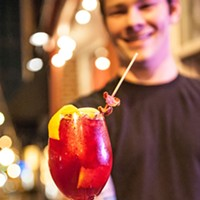 Featured Cocktail: Just Beet It