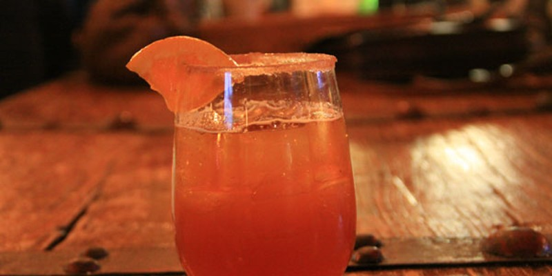 Featured Cocktail: The Dirty Ol' Punk'n