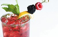 Featured Cocktail: Wild Berry Mojito