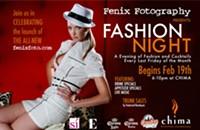Upcoming: Feniz Fotography presents Fashion Night