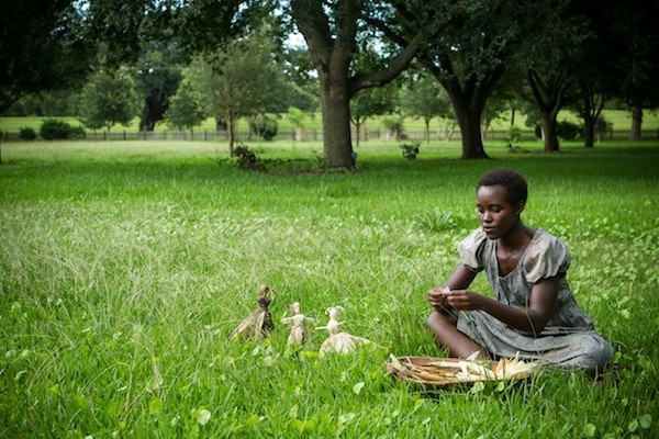 FIELD OF OSCAR DREAMS: 12 Years a Slave, starring Best Supporting Actress nominee Lupita Nyong'o, should do well on Sunday night. (Photo: Fox Searchlight)
