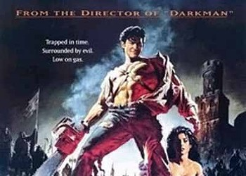 FILM: <i>Evil Dead 3: Army of Darkness</i>