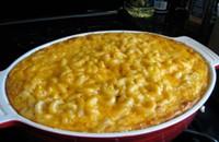Macaroni and Double Cheese